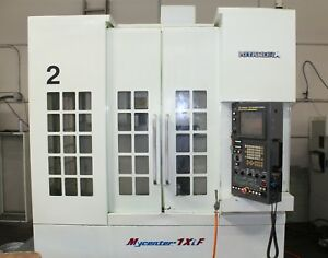 Kitamura Mycenter 1xif Cnc Machining Center 20 x 14 y 18 z Spindle 15k Rpm