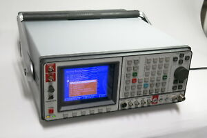 Ifr Aeroflex Fm am 1600s Communication Service Monitor sold As Is