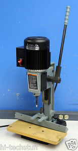 Delta International Machinery Corp 14 650 Type 2 Hollow Chisel Mortiser