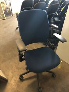 Executive Chair By Steelcase Leap V2 fully Loaded 2010