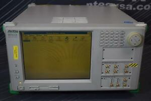 Anritsu Mp1632a 01 02 03 Digital Data Analyzer