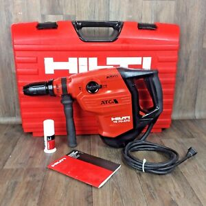 Hilti Te 70 Atc avr Rotary Hammer Drill Sds Max Te y 15 Amp Combihammer 76 75