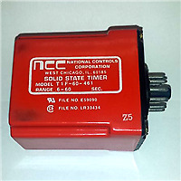 Ncc Solid State Timer T 1 F 60 461