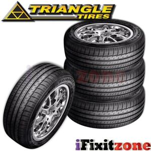 4 Triangle Th201 205 40r17 84w Ultra High Performance Tires