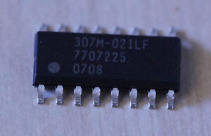307m 02ilft Cleaner Serially Programmable Pll Clock Source Synthesizer 100pcs