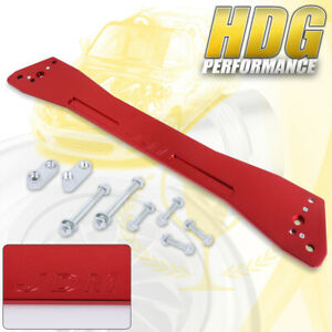 For 1994 1995 1996 1997 1998 1999 2000 2001 Acura Integra Red Subframe Bar