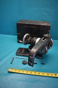 Used 3 Position Swivel 5c Indexer With Point Center Attachment