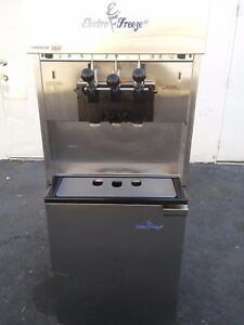 2014 Electrofreeze 99t rmt Soft Serve Ice Cream Frozen Yogurt Machine 3ph Water