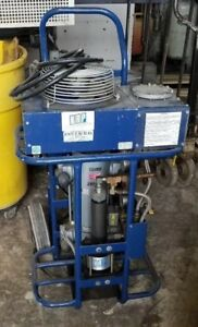 National Refrigeration Products Nrp Ac Refrigerant Recovery Unit Model Lv8