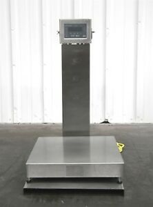 Avery Weigh Tronix Qc 3265 Over under Table Scale Capacity 200lbs 125v e6832