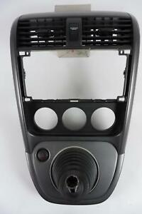 2007 2011 Honda Element Radio Climate Control Dash Trim Bezel With Shift Boot