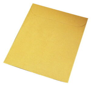 School Smart No Clasp Catalog Envelopes 6 X 9 Inches Kraft Pack Of 500