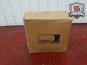 Habasit 879 Tab Overmold Belt Type A 85 Durometer L10 00ft X W3 25inches