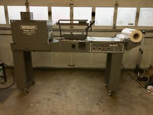 Beseler 1812m Shrink Wrapping System