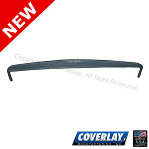 Dark Blue Dash Board Cover W Outside Speakers 18 604 Dbl For Caprice Coverlay