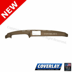 Light Brown Dash Board Cover 20 924 Lbr For Porsche 924 Front Upper Coverlay