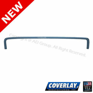Light Blue Dash Board Cover 12 303 lbl For Thunderbird Front Upper coverlay