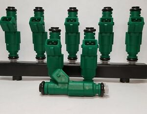Genuine Bosch 42lb Fuel Injectors Ford Mustang Ford Racing Ls1 Lt1