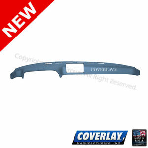 Light Blue Dash Board Cover 20 924 Lbl For Porsche 924 Front Upper Coverlay