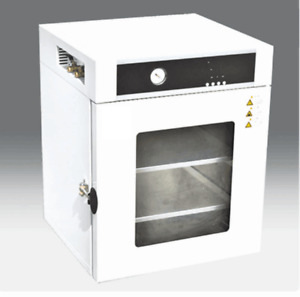 Hot Stainless Steel Digital Vacuum Drying Oven 250 c 12x12x11