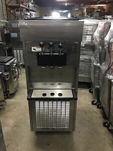 2011 Electrofreeze Sl500 Soft Serve Ice Cream Frozen Yogurt Machine 1ph Air