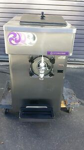 2010 Stoelting F112 38 lj Frozen Drink Milkshake Machine Warranty 1ph Air