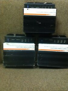 Lot Of 3 Code 3 Pse 475 Remote Strobe Power Supply Amp Public Safety Equipment