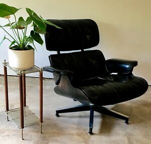 Vintage Mid Century Modern End Table Plant Stand Great Shape