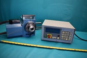 Used Hardinge 5c Cnc Rotary Indexer Control Box