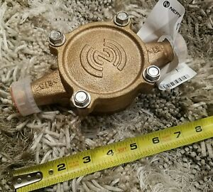 Neptune 5 8 X 3 4 T 10 Direct Read Water Meter Nsf61 New