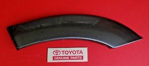 2001 2007 Toyota Sequoia Door Molding Flare Rear Lh Driver Left Side Charcoal
