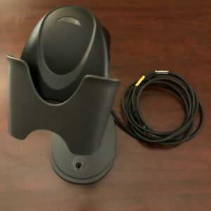 Honeywell Handheld Barcode Scanner 3800g Usb Cable And Flexible Holder Stand