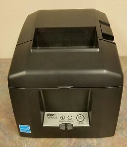 Star Micronics Tsp650ii Bluetooth Thermal Receipt Printer 654ii Bti