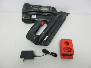 Itw Paslode Impulse Cordless Framing Nailer Model 325 Solid State Nailer