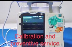 Phillips Heartstart Mrx Defibrillator Calibration And Preventive Service