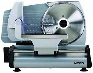 Nesco Deli Meat Slicer 7 5