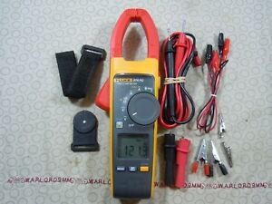 Fluke 374fc True Rms Clamp Meter With Leads 57828