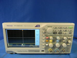 Tektronix Tbs1202b edu 200 Mhz Digital Oscilloscope