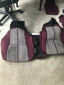 Coverking Seat Covers For Honda Pilot Suv For All Rows