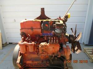Case 301d Engine Complete Mechanics Special Running B Esn 2015887 Bcn A23443