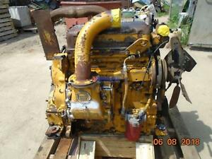 Detroit Diesel 3 53 Non Turbo Engine Complete Good Running A Bcn 5125423