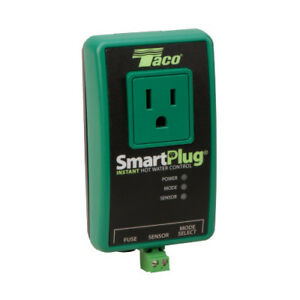 Brand New Sp115 1 Taco Smartplug Instant Hot Water Control