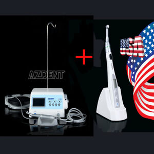 Implant System W 20 1 Contra Angle endo Motor Treatment 16 1 Contra Angle