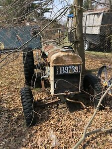 Fordson Tractor For Sale Parts Only