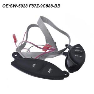 Steering Wheel Cruise Control Switch For Ford F 150 Ranger Explorer F87z9c888bb