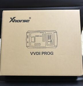 New Original Xhorse Vvdi Prog Ecu Programmer Frequently online Update