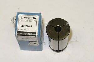 New Lyndex 1000 8 8mm Milling Chuck Collet Mc1 8mm 5020 Made In Japan