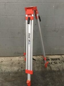 David White Transit Tripod 9060 Measuring Stick 7703