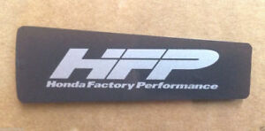 Genuine Oem Honda Factory Performance Hfp Sticker 3 X 1 25