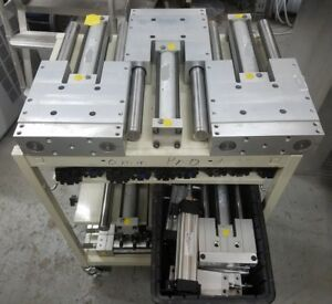 Pneumatic Linear Actuators Dozens Of Varieties